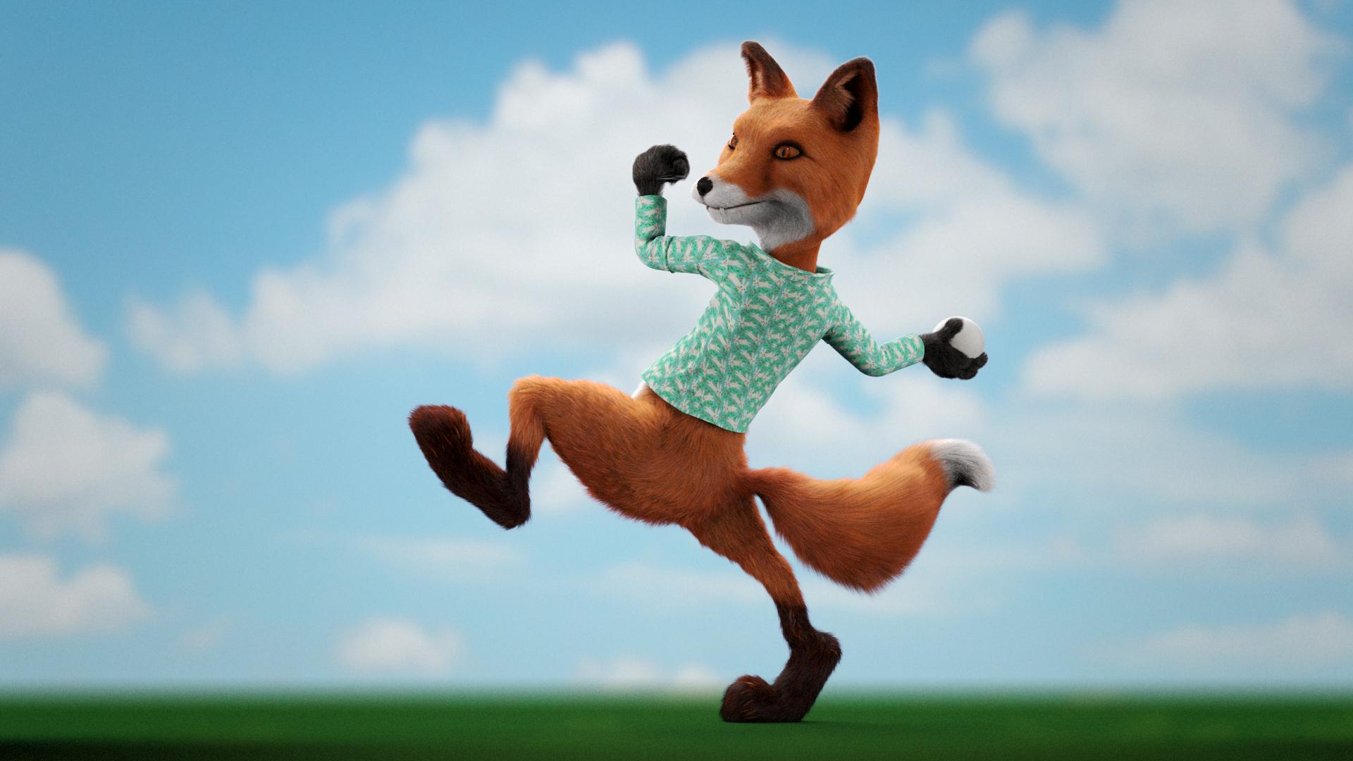 foxyball
