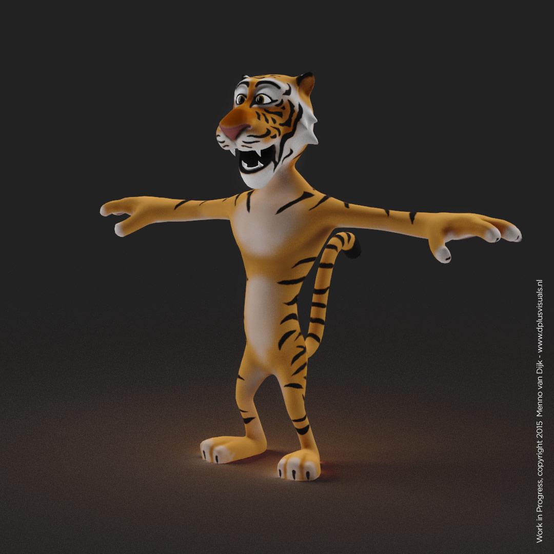 Tigre_V_textured